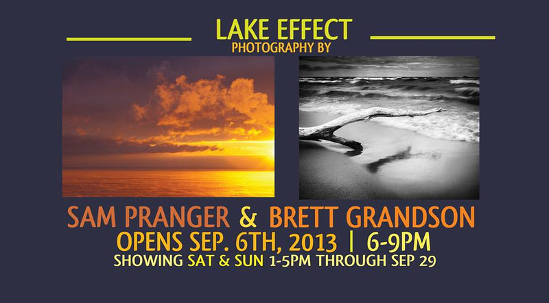 """""""Lake Effect"""" opens September 6th, 2013 at Washington Gallery in Duluth MN."""